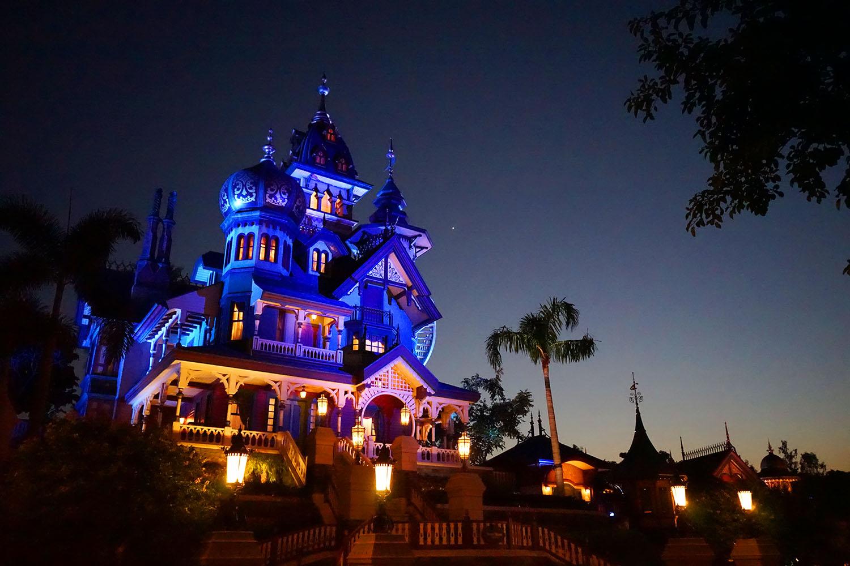 迪士尼雪亮聖誕